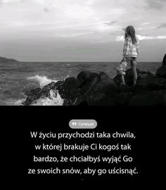To takie prawdziwe... Happy Photos, Life Quotes, Inspirational Quotes, In This Moment, Thoughts, Sayings, Wallpapers, Bar, Ideas