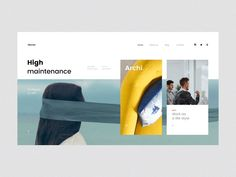 """News of the week about design, products and tools. """"DESIGN DIGEST is published by RiverCity in Muzli - Design Inspiration. Website Design Inspiration, Website Design Layout, Web Layout, Layout Design, Page Design, Ux Design, Graphic Design, Minimal Web Design, Modern Web Design"""