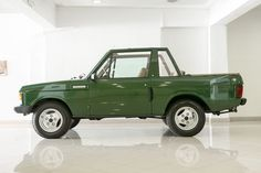 1974 Land Rover Range Rover - V8 Cabriolet | Classic Driver Market