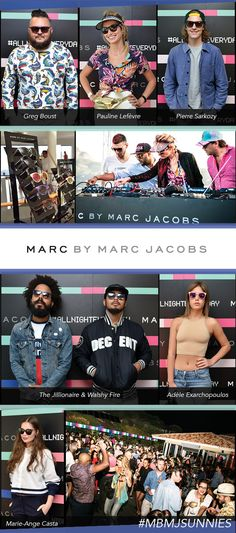 Partying It Up with Marc by Marc Jacobs: http://eyecessorizeblog.com/?p=6001