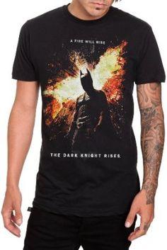 DC Comics Dark Knight A Fire Will Rise T-Shirt