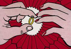 Retrospectiva Roy Lichtenstein | Art Institute of Chicago