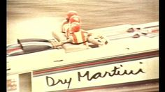Martini 'Power Boat Race' 1970's TV commercial