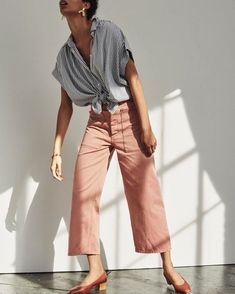 wide legged pants for spring style inspiration