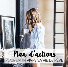 plan d'action pour sa vie de rêve