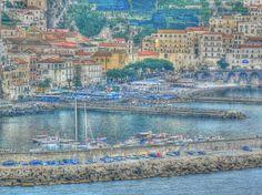Amalfi - Il porto