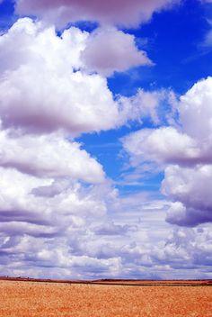 Cómo estaba el cielo!
