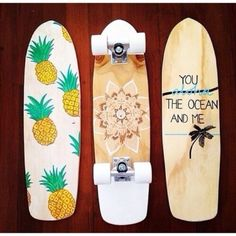 Cute penny boards