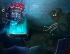 .-Markiplier - Subnautica-. by Swatthy