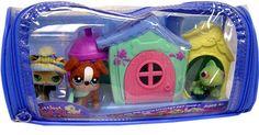 Amazon.com: Littlest Pet Shop Winter Play Set: Toys & Games