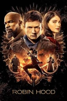 Robin Hood on DVD February 2019 starring Jamie Foxx, Taron Egerton, Eve Hewson, Jamie Dornan. The story will center on Robin Hood being a war-hardened crusader and joining with a Moorish commander in an audacious revolt against the co Most Popular Movies, Latest Movies, New Movies, Movies To Watch, Movies Online, Prime Movies, Movies Box, Movies Free, Netflix Movies