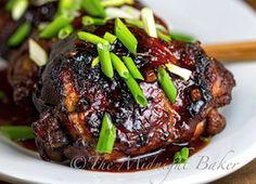 Best-Ever Slow Cooker Chicken Teriyaki