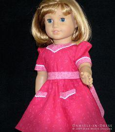 Molly pg. 4 - Damsels-in-Dress