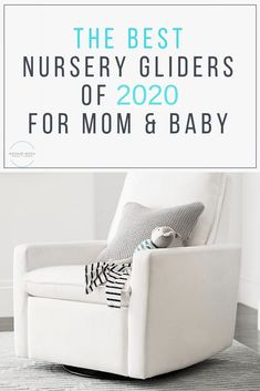 Best Nursery Glider for 2019 - A Look at the Best of the Best! What really makes a nursery glider any different than a normal chair? Let's take a look at the best nursery glider of 2019 and see what makes them so special.