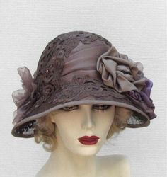 chic hats - Bing Images