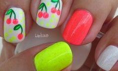 Gotta love neons!!