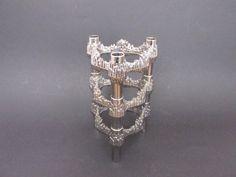 3 BMF Nagel Quist Kerzenständer Stecksystem Kerzenhalter Metall Kerzenleuchter…