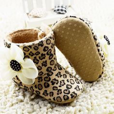Beautiful Snow Boots forBaby Girls!!