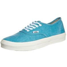 Vans AUTHENTIC SLIM Trainers ($77) ❤ liked on Polyvore