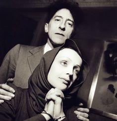 """""""Ah, la Piaf est morte, je peux mourir aussi."""" Jean Cocteau.   11th October 1963."""