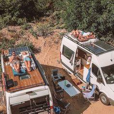 Van Conversion Interior, Camper Van Conversion Diy, Kangoo Camper, Camper Van Life, Kombi Home, Van Home, Bus Life, Van Living, Sprinter Van