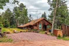 Cabin vacation rental in Green Mountain Falls, CO, USA from VRBO.com! #vacation #rental #travel #vrbo