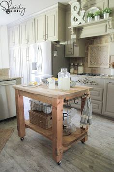 The basic steps involved in the building of diy kitchen island diy diy island ideas for small kitchens beneath my heart solutioingenieria Gallery