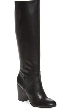 Via Spiga 'Beckett' Tall Boot (Women) available at #Nordstrom