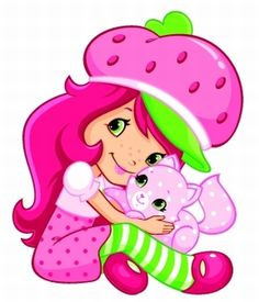 New Strawberry Shortcake Characters | New in-character events planned for Strawberry Shortcake and Care ...