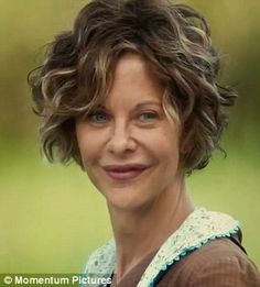 Back on: Meg Ryan and Tom Hanks appear together in the trailer for her new drama Ithaca, which will be released in September