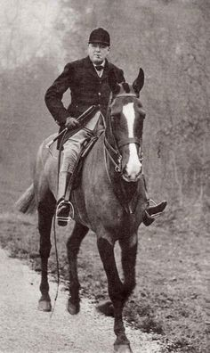 ROYALTY AND POMP (THE SPORT Sir Winston Spencer-Churchill...)