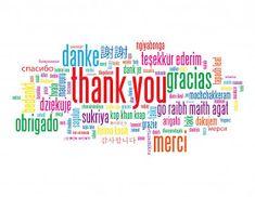 Thank you! Thank you! Thank you! Thank You Letter, Thank You Cards, Thank You Gracias, Kia Ora, Gratitude, Diy Pet, Different Languages, Thank You Quotes, Friendship