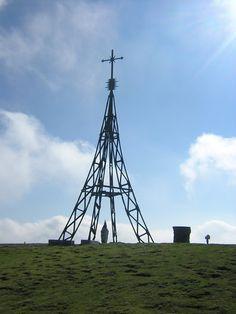 Gorbeia mountain