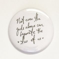 One Direction-You and I Button-2.25 inch by FrantasticButtons