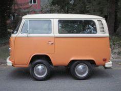 1979 volksagen combi bus- reminds me of my childhood Fisher-Price family van