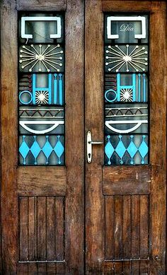 Old Door - Sudan..