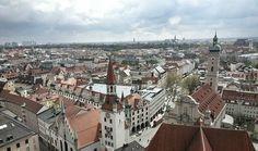 München erleben - Unterwegs mit 184 €