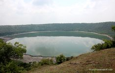Preview Image 1 Forest Department, Pillar Design, Temple Ruins, Lake Water, Crater Lake, 11th Century, Pilgrimage, Deities