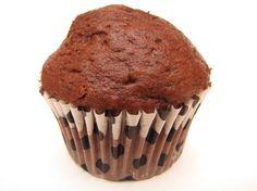 chocolade muffins smaken heerlijk en zijn eenvoudig zelf te maken met dit recept_klein