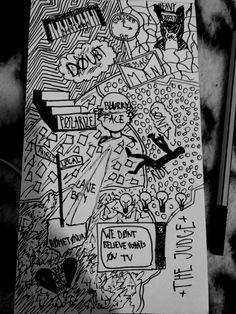 Blurryface |-/  Drawings   +_+