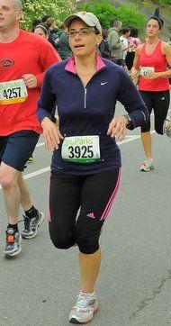 My Vegan Marathon by Christine Frietchen