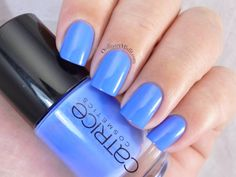 Catrice - It's all I can blue (2 coats)
