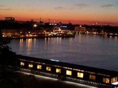 Foto van Fjallgatan (uitzichtpunt); Stockholm