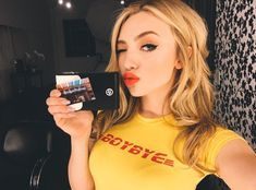 """338.6k Likes, 1,042 Comments - PeytonList (@peytonlist) on Instagram: """"Best early #Vday gift ever! I can print all my fav photos straight from my phone! I love my…"""""""