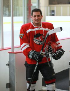 Chicago Gay Hockey Association - Jayson K #36 - Nickname: Jay  Position: On the ice: Defense / Off the ice: Forward  Orientation: Gay Male  - See more: http://chicagogayhockey.org/players/profiles/