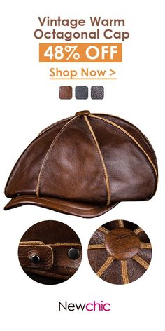 Winter Leather Jackets, Leather Hats, Leather Men, Mens Newsboy Hat, Mens Dress Hats, Driving Hat, Look Man, Stylish Mens Outfits, News Boy Hat