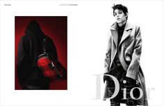 Dior Homme Fall Winter 2016.17 by Willy Vanderperre