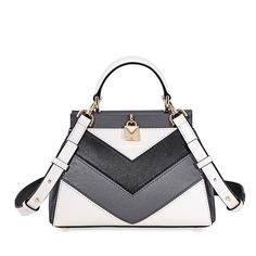 7d8814b489ac Shop for Gramercy Small Tri-Color Leather Satchel by Michael Kors at  JOMASHOP for only