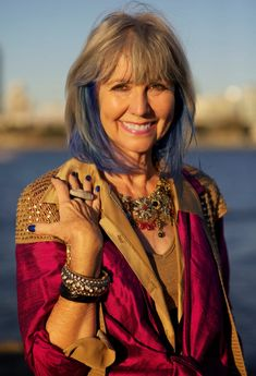 Dolores Forsythe | Bohemian for the over 50 group