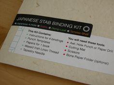 Japanese Stab Binding Kit